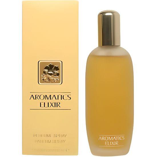 Clinique Parfum 100ml Pour Neuf Blister De Elixir Aromatics Femme Edp bf6YvIy7gm