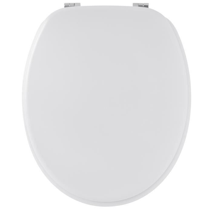 GELCO Abattant WC satin blanc