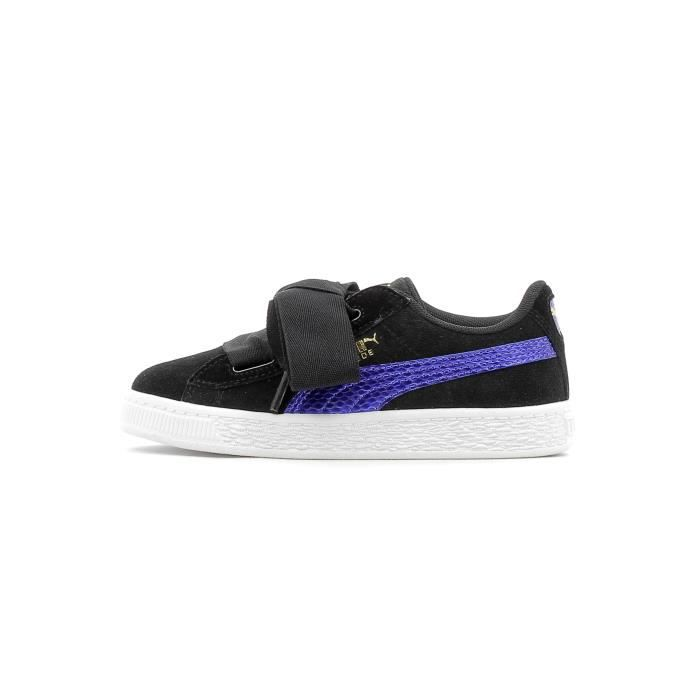 Baskets basses Puma PS Suede Heart SNK