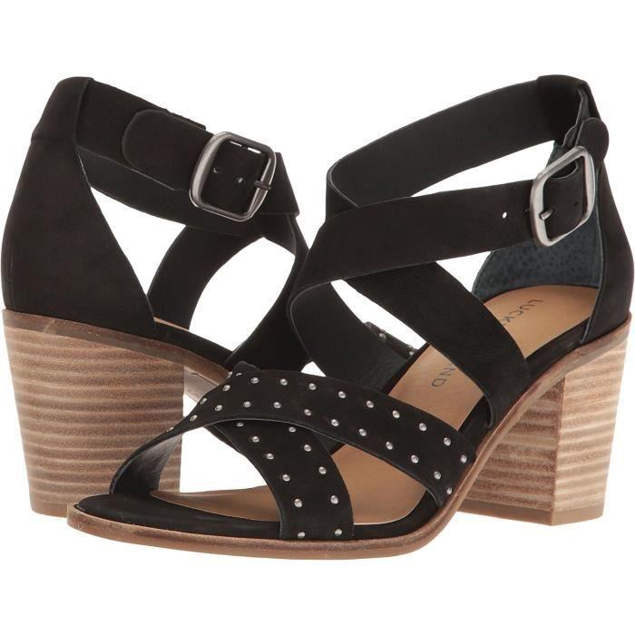 Femmes Lucky Brand Sandales ÀTalon OWaBtOrCs