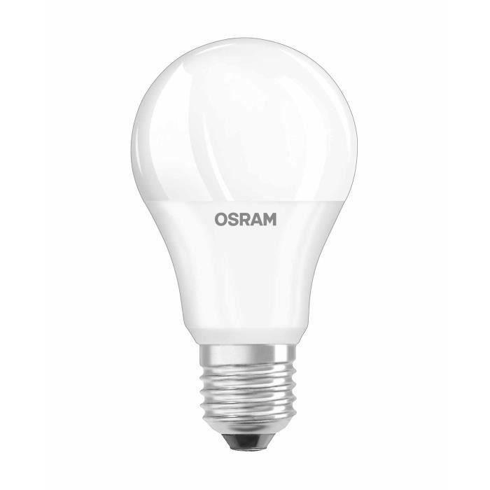AMPOULE - LED OSRAM Ampoule LED Double Click E27 9 W équivalent