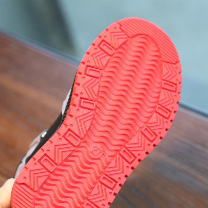 Enfants chaussures Baskets Garçons filles Mode Chaussures sportswear