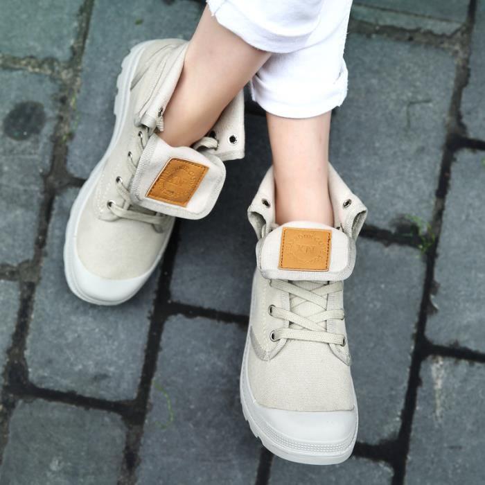 Chaussures couples Bottes courtes Bottes mode Chaussures montantes Bottes populaires Nouveauté