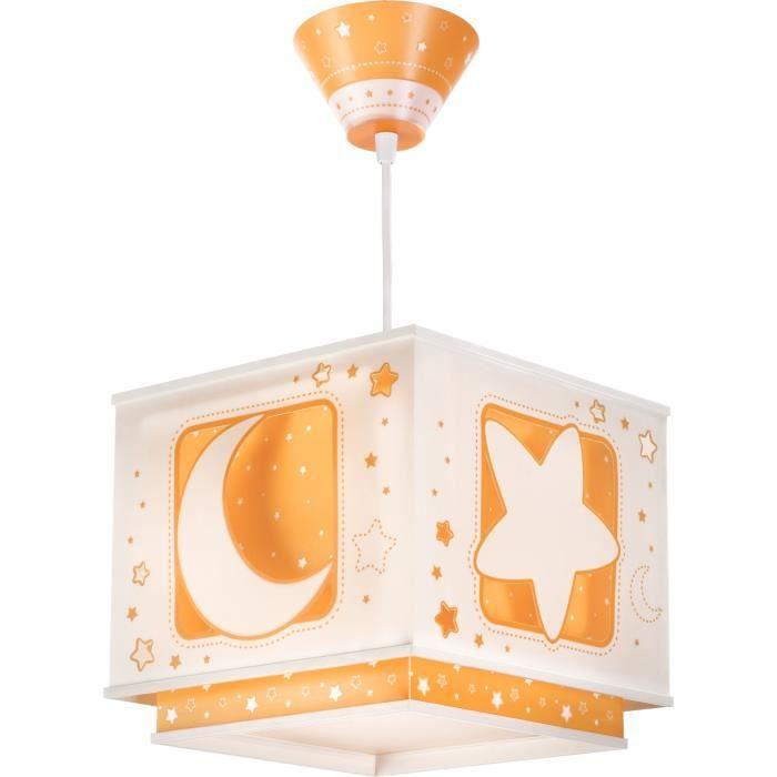 DALBER Suspension Lune Orange