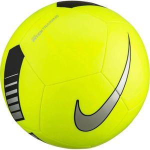 BALLON DE FOOTBALL NIKE Ballon de football Pitch Train 17 - Jaune