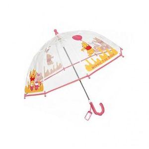 PARAPLUIE Winnie l'ourson : Parapluie enfant fille transp…