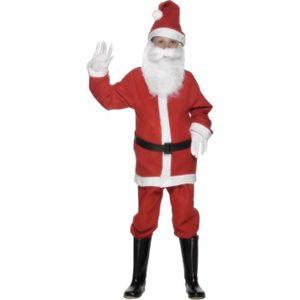 a75b636eb3aec DÉGUISEMENT - PANOPLIE Déguisement De Père Noël Américain Enfant 3-5 Ans