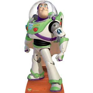 FIGURINE - PERSONNAGE Figurine en carton taille réelle Buzz l'éclair …