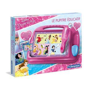 TABLE JOUET D'ACTIVITÉ CLEMENTONI Pupitre Educatif - Disney Princesses -