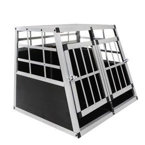 CAGE MCTECH Cage Box Grille Aluminium pour Chien Boîte