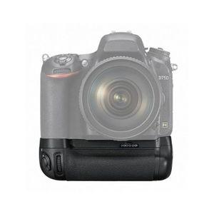 Poign/ée dalimentation pour Nikon MB-D16 pour D750 avec t/él/écommande IR PATONA 1494 Compartiment /à Piles pour 1x EN-EL15 ou 6X AA