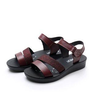 SANDALE - NU-PIEDS Sandales d'été pour femme Chaussures