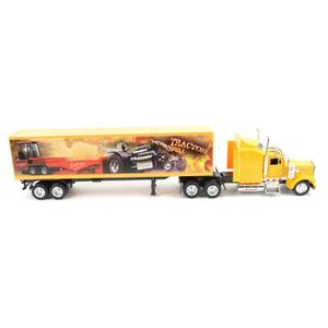 VOITURE - CAMION NEW RAY  Camion KENWORTH Décor Monster Truck - Min