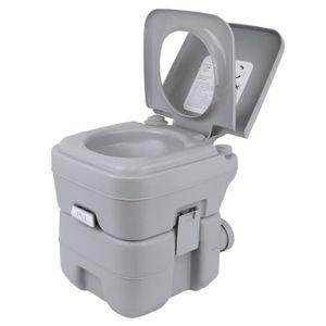 WC - TOILETTES 20L WC Toilette chimique portable PP ABS PE Excell