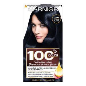 COLORATION 100% Ultra Brun 2.10 Coloration cheveux - Noir ble