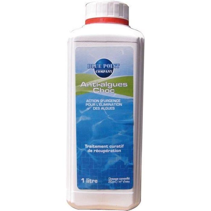Anti-algues choc - 1 L