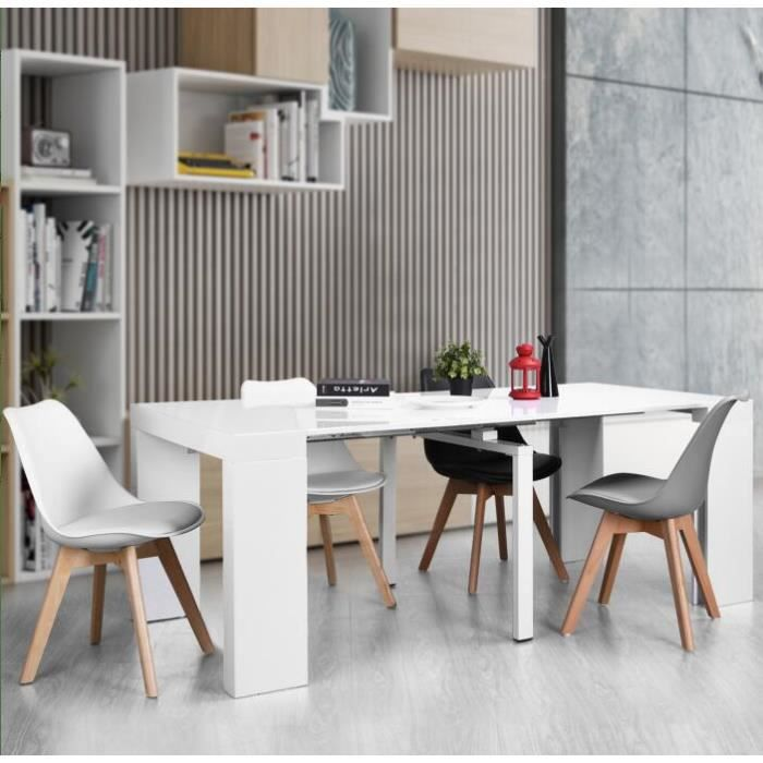 cdiscount table cuisine affordable table manger seule table de salle manger table de cuisine c. Black Bedroom Furniture Sets. Home Design Ideas