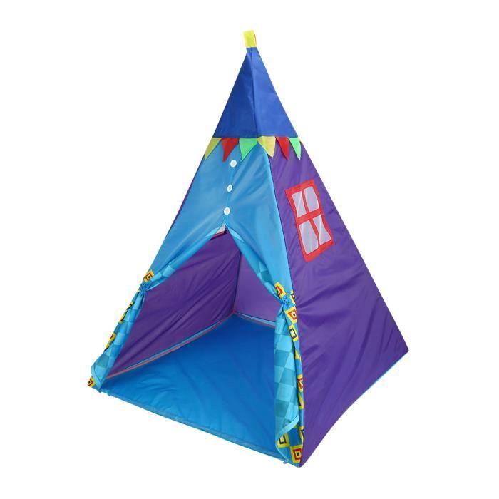 tente de jeu pour enfants chateau jouet tente avec led. Black Bedroom Furniture Sets. Home Design Ideas