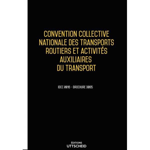 Convention Collective Nationale Transports Routiers Decembre 2017