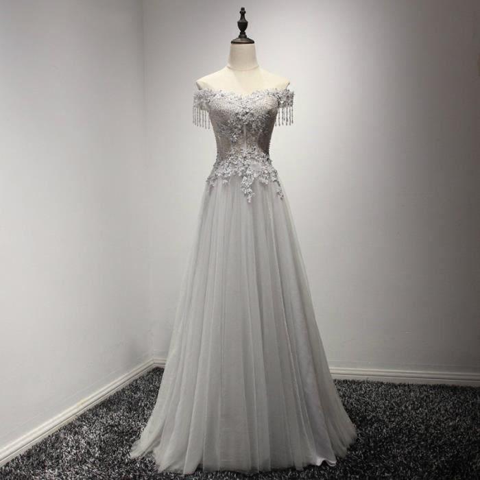 Les robe soiree 2018 dentelle
