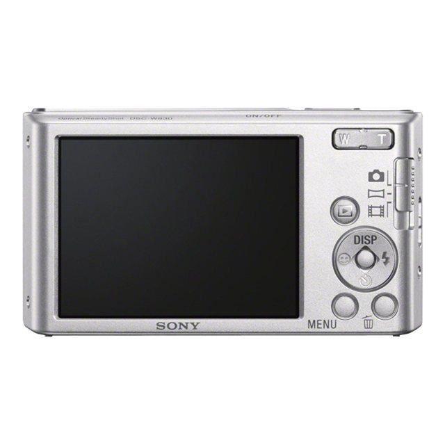 APPAREIL PHOTO COMPACT SONY Compact DSC-W830 Noir  + Etui + Carte SD 4Go