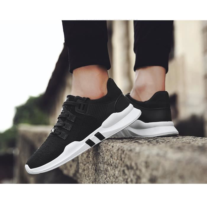 mode Basket pour hommes Basket de Chaussures course Chaussures chaussures de 14waHqF