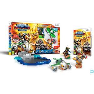 JEU WII Skylanders Superchargers Pack de Démarrage Wii