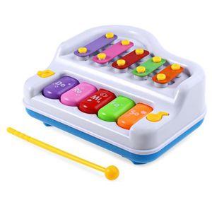 INSTRUMENT DE MUSIQUE jouets Multi-fonction colorée Piano Enfant Musique