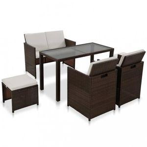 ICAVERNE ligne Ensembles de meubles d\'exterieur contemporain ...