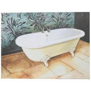 cadre toile salle de bain achat vente pas cher. Black Bedroom Furniture Sets. Home Design Ideas