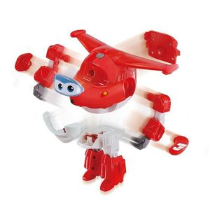 30817272f04a9 SUPER WINGS Avion Transformable parlant Figurine - Jett - Achat ...
