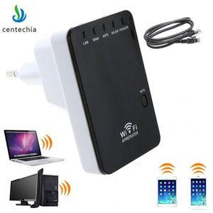 MODEM - ROUTEUR Version EU Plug - D'Origine Sans Fil Wifi Répéteur