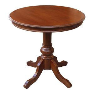 TABLE BASSE Petite table ronde 80 cm