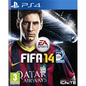 JEU PS4 FIFA 14 [IMPORT ALLEMAND] [JEU PS4]…
