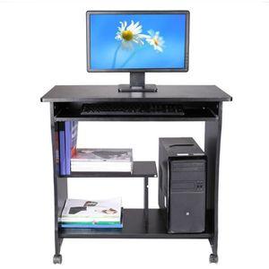 BUREAU  Table Bureau ordinateur  étude clavier tablette