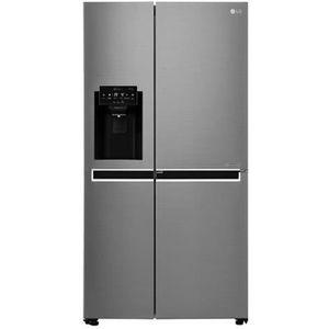 RÉFRIGÉRATEUR CLASSIQUE LG GSJ760PZXV Réfrigérateur-congélateur pose libre