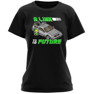 T-SHIRT T-shirt Jeux Vidéo - Parodie Zel...