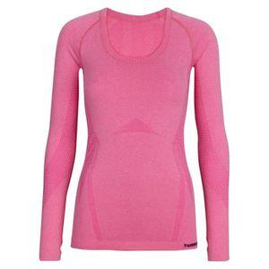 T-SHIRT Eva transparente à manches longues femmes T-shirt,