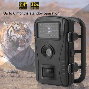 CAMÉRA SPORT Caméra de chasse surveillance 720p avec IR infraro