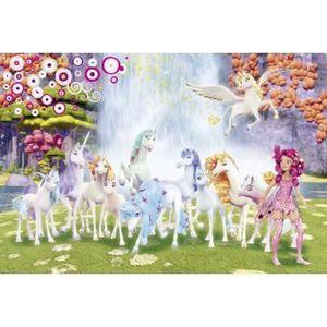 PUZZLE Puzzle Mia et Moi - Les Licornes