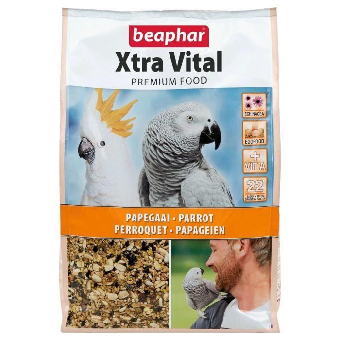 GRAINES BEAPHAR Alimentation complète XtraVital - Pour per