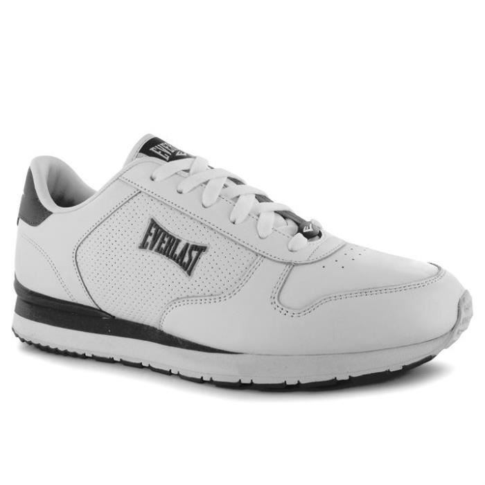 Baskets Everlast Classic Blanches