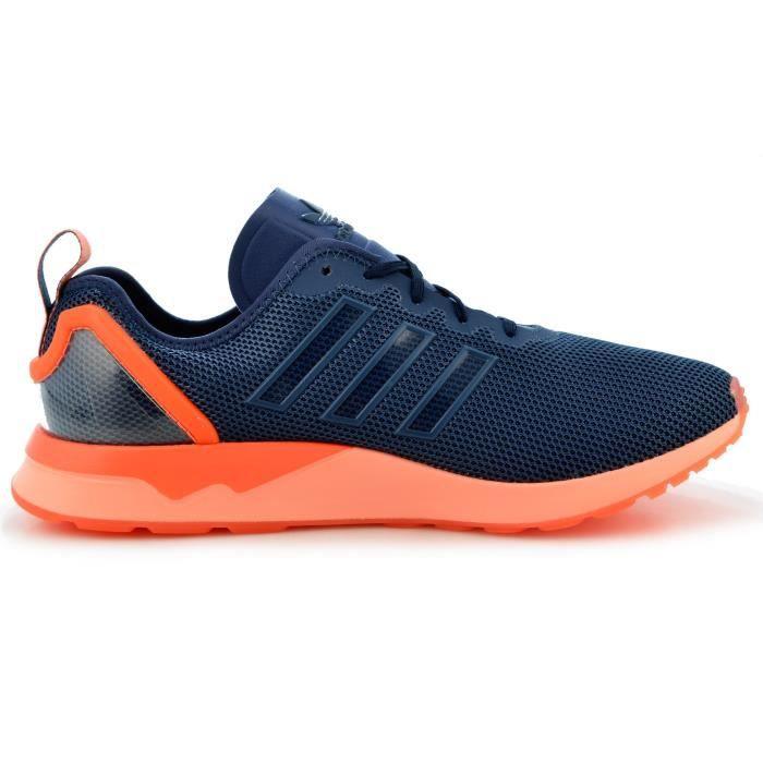 sélection premium 8c77d 46a76 Adidas Zx Flux Orange Et Bleu arrivee-d-air-sims.fr