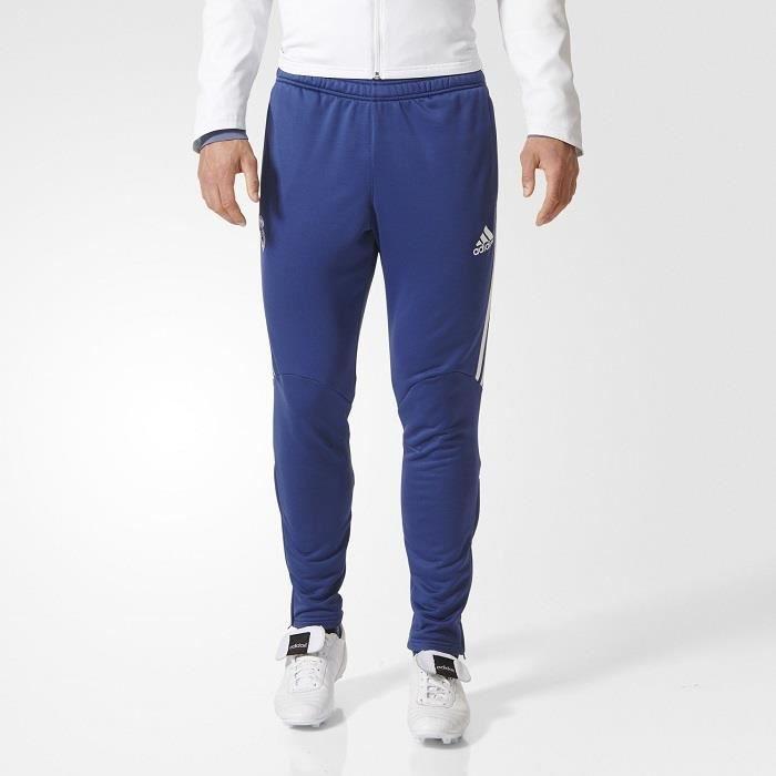 pantalon adidas real madrid homme