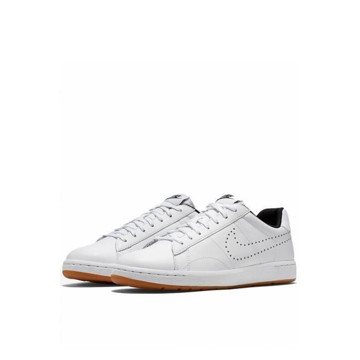 basket nike cuir blanc,Confortable Homme Chaussures de sport