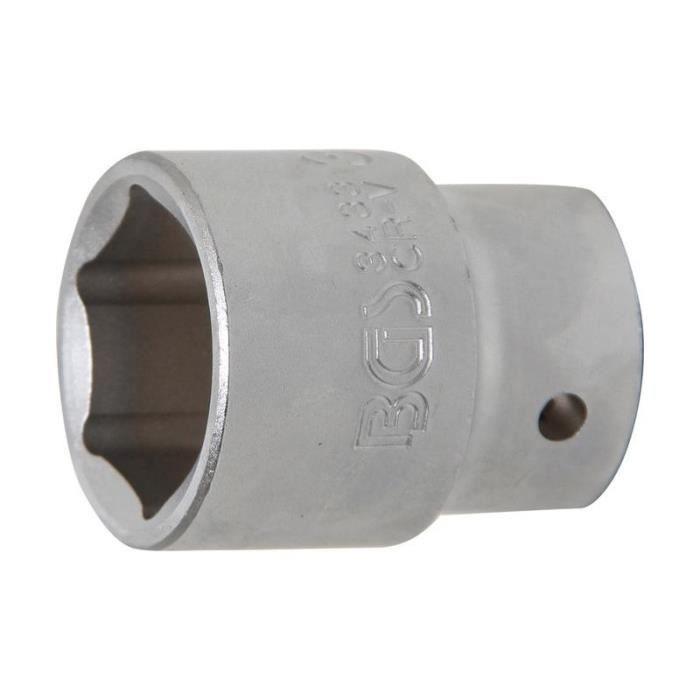 """Douille pour clé, six pans 20 mm (3/4"""") 33 mm"""