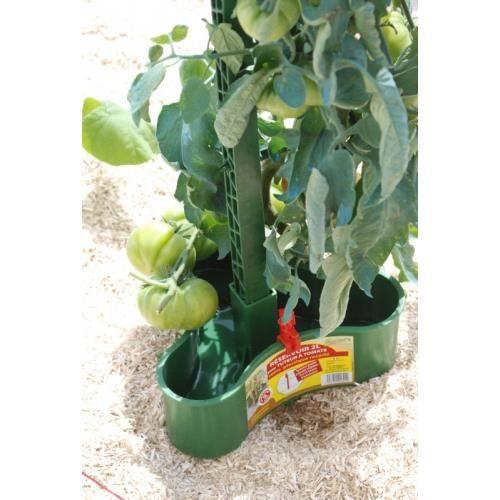 TUTEUR - LIEN - ATTACHE Réservoir éco-tuteur à tomates