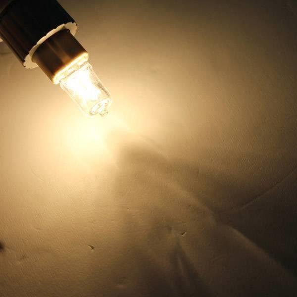 220 240v 18w G9 Ou Halogène Matte 8719178886331 Transparente Ampoule WSYPZn