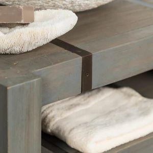 meuble loft achat vente meuble loft pas cher cdiscount. Black Bedroom Furniture Sets. Home Design Ideas