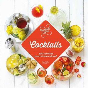 LIVRE VIN ALCOOL  Cocktails. 100 recettes avec et sans alcool